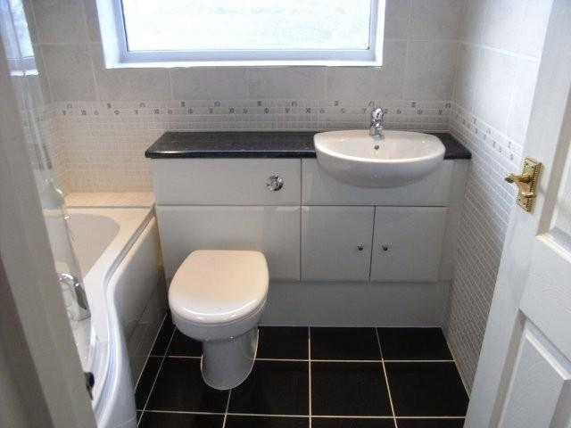 Bathroom fitters in watford st albans and hemel hempstead for Small bathroom ideas uk
